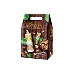 Bielenda Brazil Nut Balsam do ciała+krem d/rąk ZESTAW