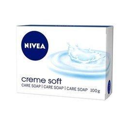 NIVEA Creme Soft Pielęgnujące mydło 100 g