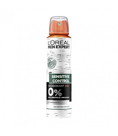 L'Oreal Men Expert Deospray Sensitive Comfort 150 ml