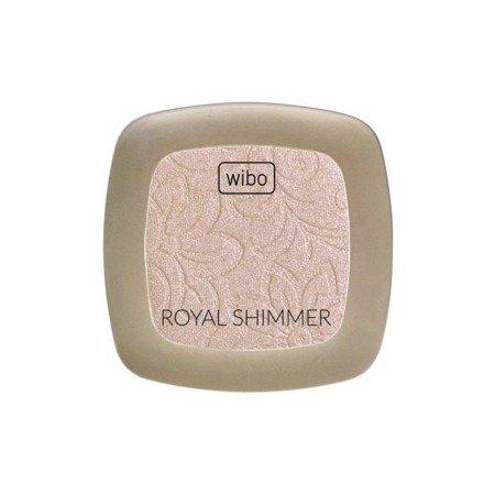 Wibo Rozświetlacz prasowany ROYAL SHIMMER